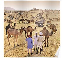 Pushkar, India #2 Poster