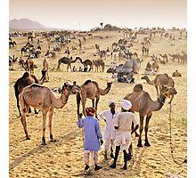 Pushkar, India #2 Photographic Print