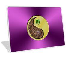 Virgo & Rooster Yin Metal Laptop Skin