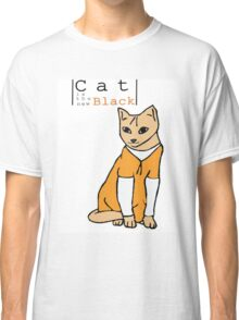 Cat is the new black Classic T-Shirt