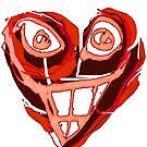 smiling heart by aleksandaroom