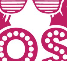 Sasha Banks BOSS Sticker