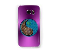 Virgo & Rooster Yin Water Samsung Galaxy Case/Skin