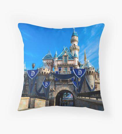 60 Years of Magic Throw Pillow