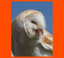 Male Barn Owl 1 Kids Clothes