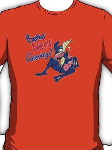 Better Nerf Greninja! T-Shirt