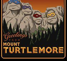 Mount Tutlemore by juanotron