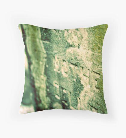 foremother. Throw Pillow
