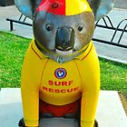 Mack the Surf Lifesaver by Penny Smith