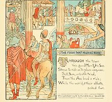 The Baby's Own Aesop by Walter Crane 1908-27 The Man That Pleased None by wetdryvac