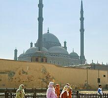 Cairo, Egypt #13 by Mauricio Abreu