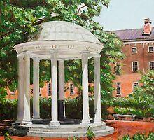 Old Well at Carolina by Dana Roseman