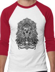 Winya No.21 Men's Baseball ¾ T-Shirt