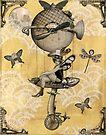 Mushroom Fairy by WinonaCookie