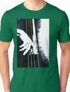 Jazz Bass Poster Unisex T-Shirt