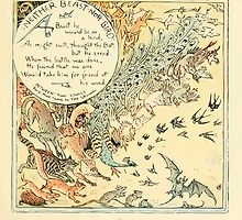 The Baby's Own Aesop by Walter Crane 1908-47 Neither Beast Nor Bird by wetdryvac
