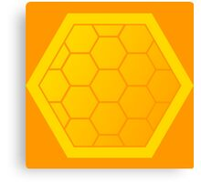 Honeycomb of Honeycombs Canvas Print