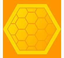 Honeycomb of Honeycombs Photographic Print