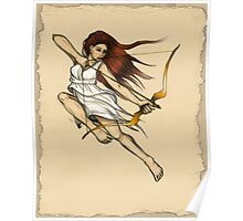 Artemis: Goddess of the Hunt Poster