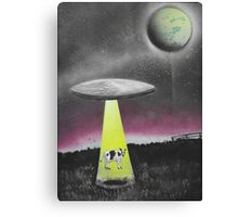 Outer Dimension  Canvas Print