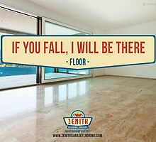A Quotographic by Zenith Garage Flooring by Infographics