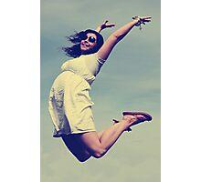 Jump For Joy! Photographic Print