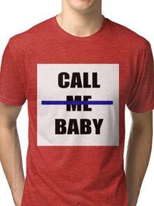 Exo Call Me Baby Tri-blend T-Shirt