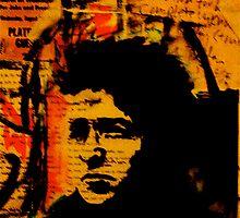 Bob Dylan by Jeffrey D'Ottavio