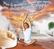 Respire con un vaporizador by Felicien Duranseau
