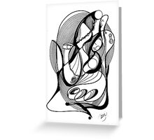 Abstract Moments 0402 Greeting Card