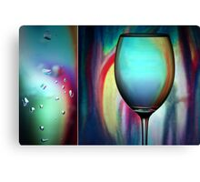 Dance with me... Canvas Print