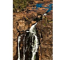 A Dribble of Water Photographic Print