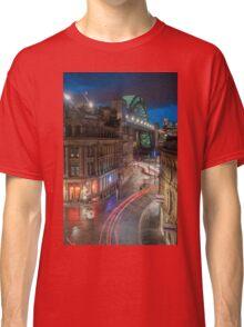 Tyne Night Lights Classic T-Shirt
