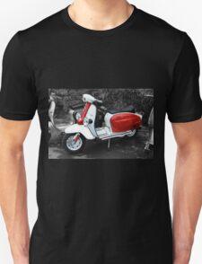 RED & White Unisex T-Shirt
