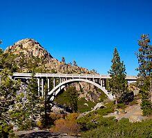 Rainbow Bridge by Steve Hunter