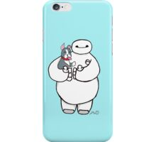 Baymax and Winston iPhone Case/Skin