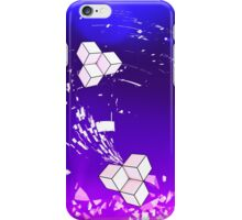 Colourful Cubes iPhone Case/Skin