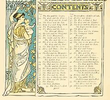 The Baby's Own Aesop by Walter Crane 1908-12 Contents by wetdryvac