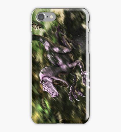 Brave Lizard iPhone Case/Skin