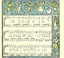 The Baby's Opera - A Book of Old Rhymes With New Dresses - by Walter Crane - 1900-13 Girls and Boys by wetdryvac