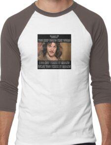 Agile - you keep using that word Men's Baseball ¾ T-Shirt