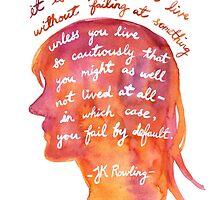 JK Rowling by whamonster