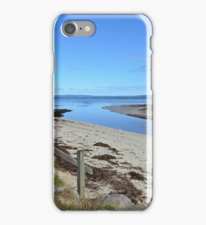 Stepping into Serenity! iPhone Case/Skin
