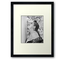 Here Is The New Madonna  WoooooW! Framed Print