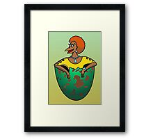The Num Nums - Sheila Framed Print