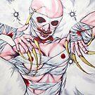 masochism mummy by Jeremy McAnally