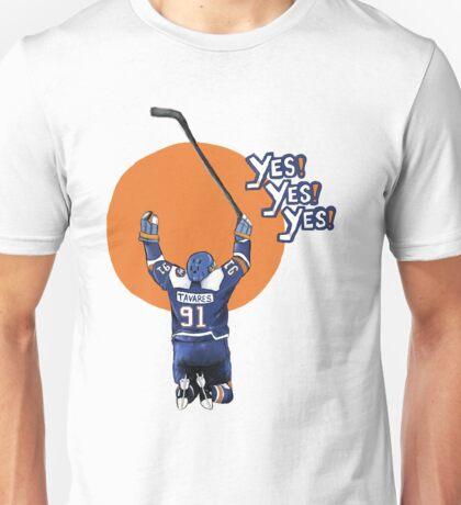 John Tavares #91 Unisex T-Shirt