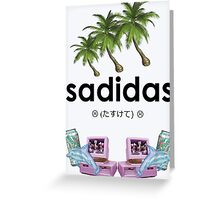 Sadidas Greeting Card