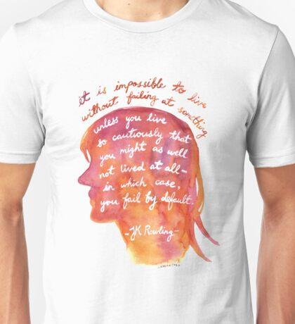 JK Rowling Unisex T-Shirt