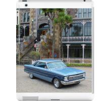 1965 Futura: NZ Falcon & Fairlane Car Club Nationals 2015 iPad Case/Skin